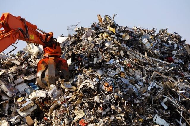 【廃棄物処分】料金販売店回収方式