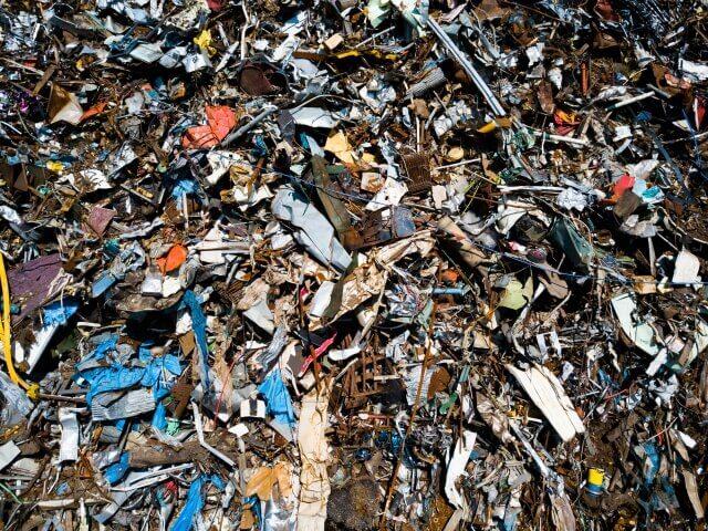 有機性の廃棄物であればそのまま処分できる!