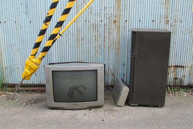 【テレビの処分】正しいブラウン管TV(テレビ)の処分方法を知ろう!
