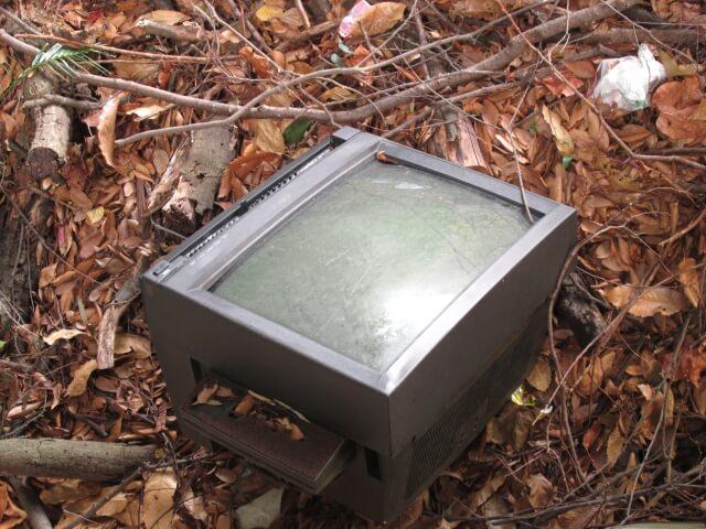 ブラウン管テレビを処分する方法を知ろう!