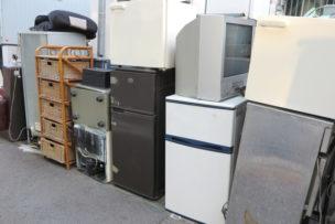 【家電の処分】テレビ(ブラウン管TV)、冷蔵庫の正しい処分方法を紹介