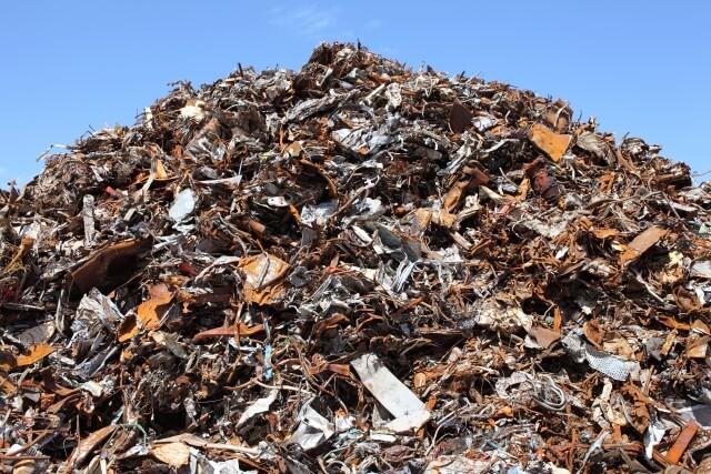 廃棄物は「産業廃棄物」と「一般廃棄物」分かれる