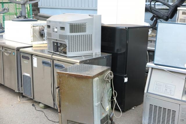 【冷蔵庫の処分】家電リサイクル法を知ろう