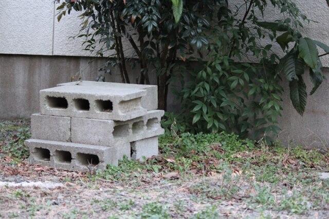 【レンガの処分】ブロックと砂利も処分したい!