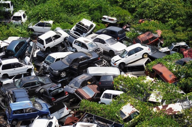 【廃車の引き取り】廃車の引き取り業者の特徴