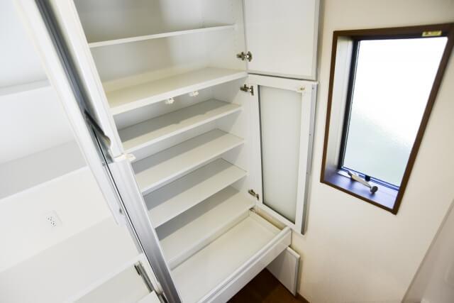 【食器棚の処分方法】食器棚のサイズを知ろう!