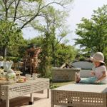 【ガーデンテーブル】いらなくなったガーデンテーブルを処分する方法