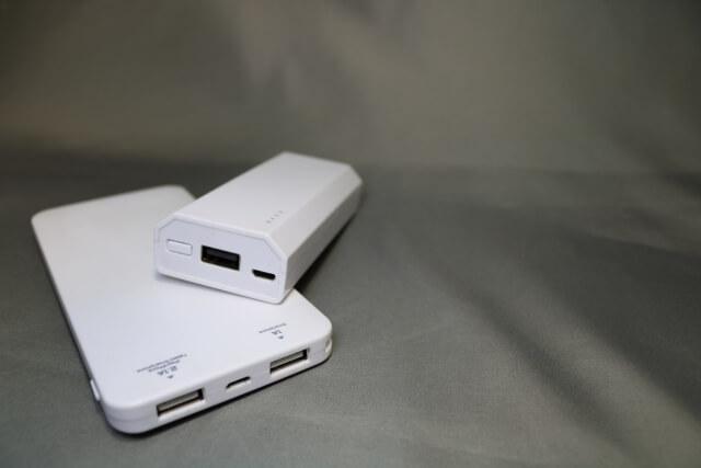 【モバイルバッテリーの捨て方】モバイルバッテリーでの火災事故