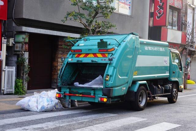 事業系ごみと家庭ゴミでは回収方法が違う!?