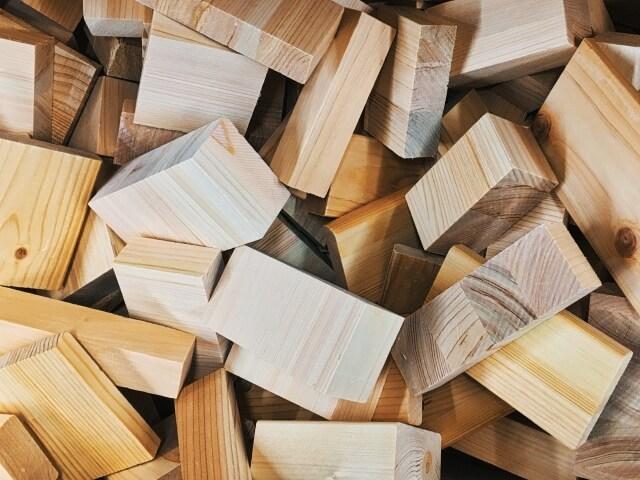 【DIYの木材】木材をどのように小さくすればいい?