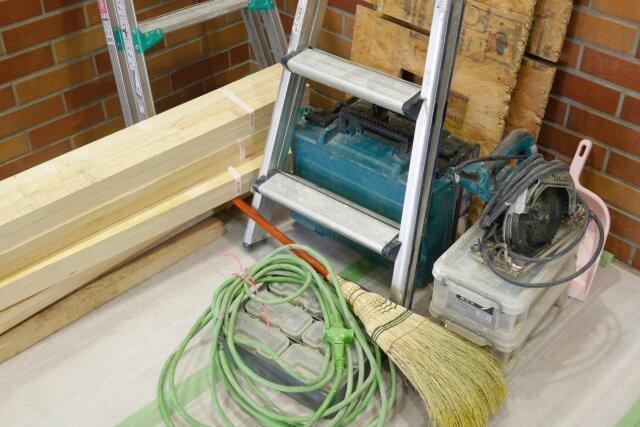 【DIYの木材】大きな木材や大量の木材はどうする?