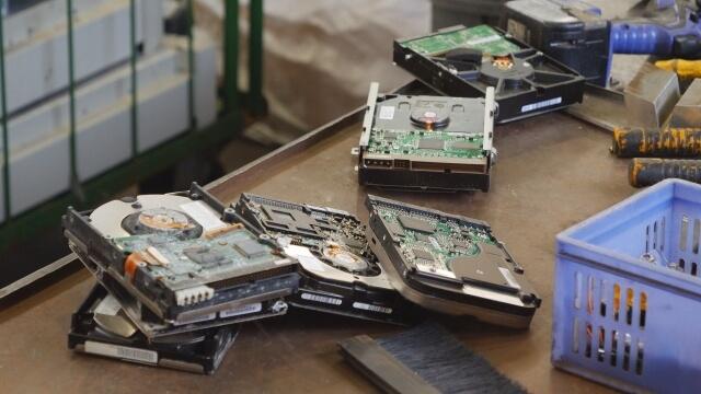 【HDDの破棄方法】HDDを廃棄できる場所