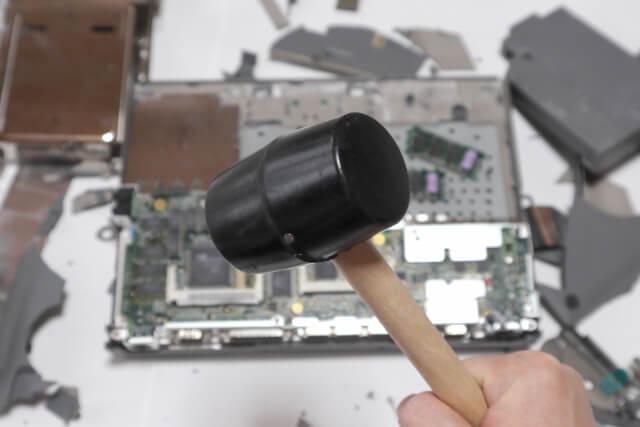 【HDDの廃棄】自分でデータ消去する2つの方法