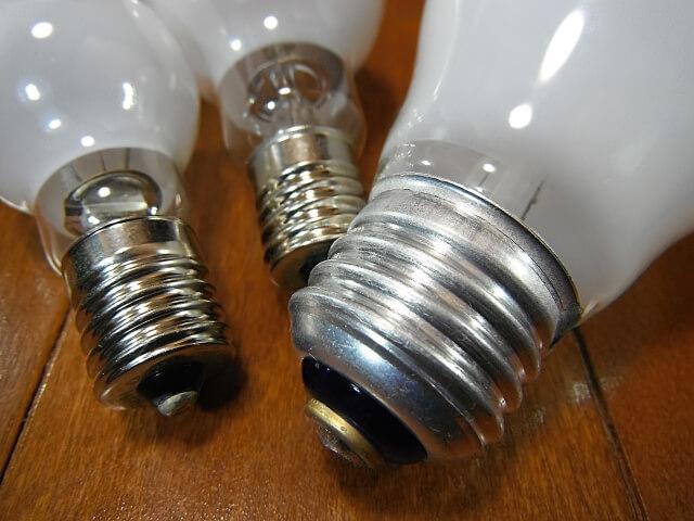 【電球の廃棄】電球を廃棄する前に種類を確認しよう!
