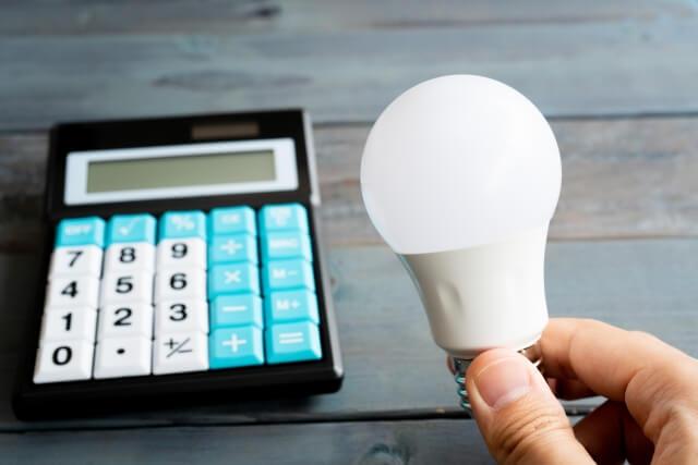 【電球の廃棄】電球の廃棄にかかる費用