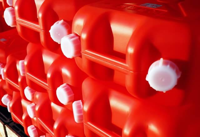 【灯油の処分】大量の保管は届け出が必要です!
