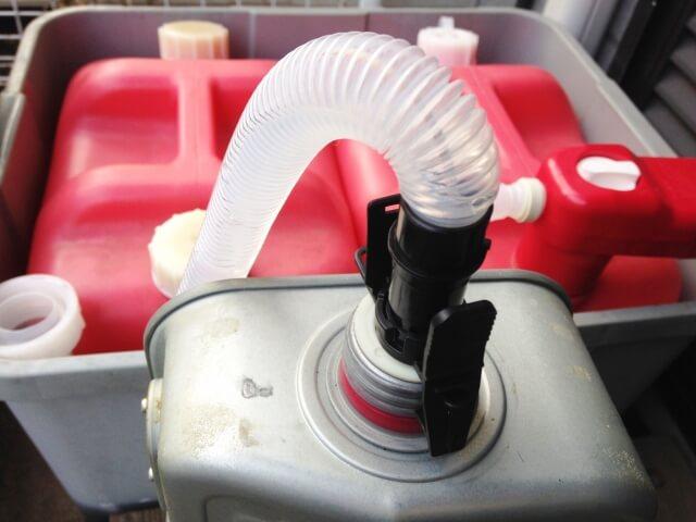 【灯油の処分】灯油はゴミとして処分できる?