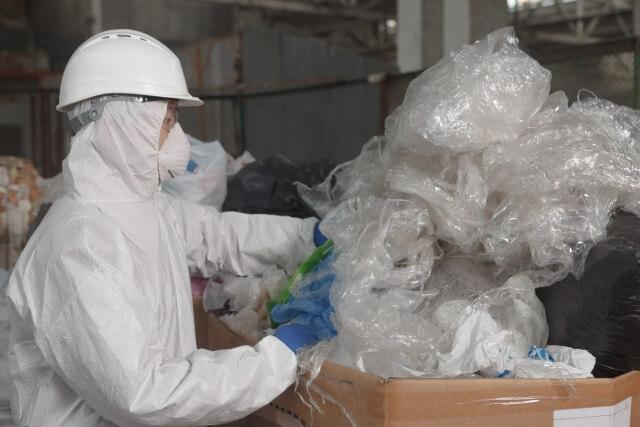 【プラスチックのリサイクル】廃プラスチックの種類