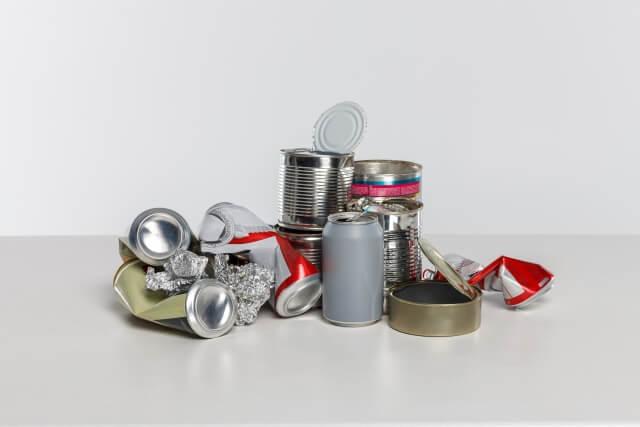 【アルミ缶のリサクル】アルミ缶をリサイクルに出す時の注意点