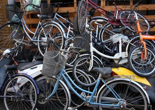 な【自転車を処分】自転車を処分に困る理由