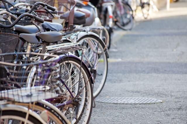 【自転車を処分】所有者不明!放置自転車の処分