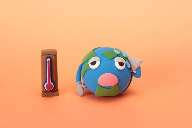 【冷媒と地球温暖化とは】地球に悪影響を与えるフロンの解決策は?
