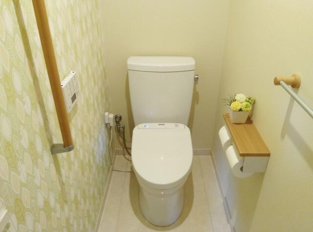 トイレの広さを測ろう